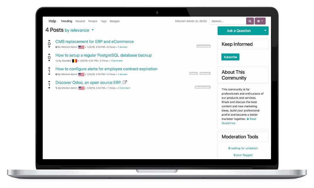 Forums - image Forums-Device on https://jemili.com