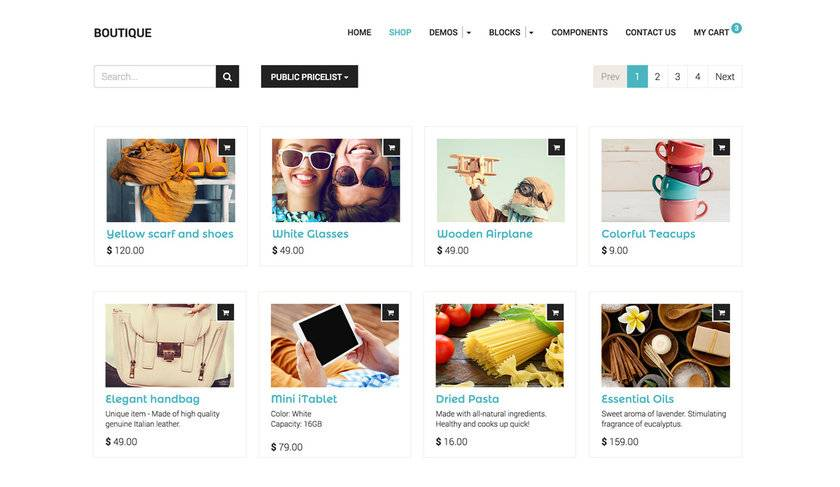 eCommerce - image e-commerce_boutique on https://jemili.com