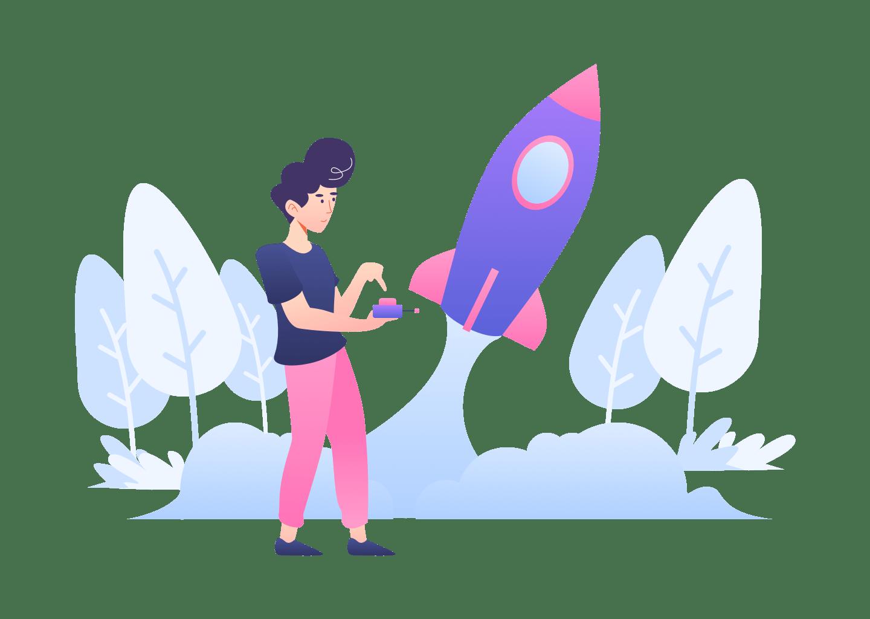 Case Studies - image illustration-rocket-startup on https://jemili.com