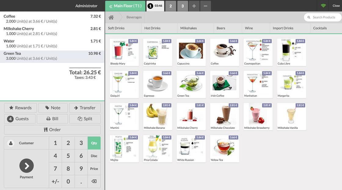 Point of Sales - image pos_screenshot_01 on https://jemili.com