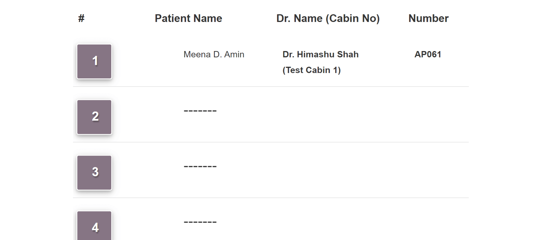 Healthcare - image Waiting-Scren on https://jemili.com