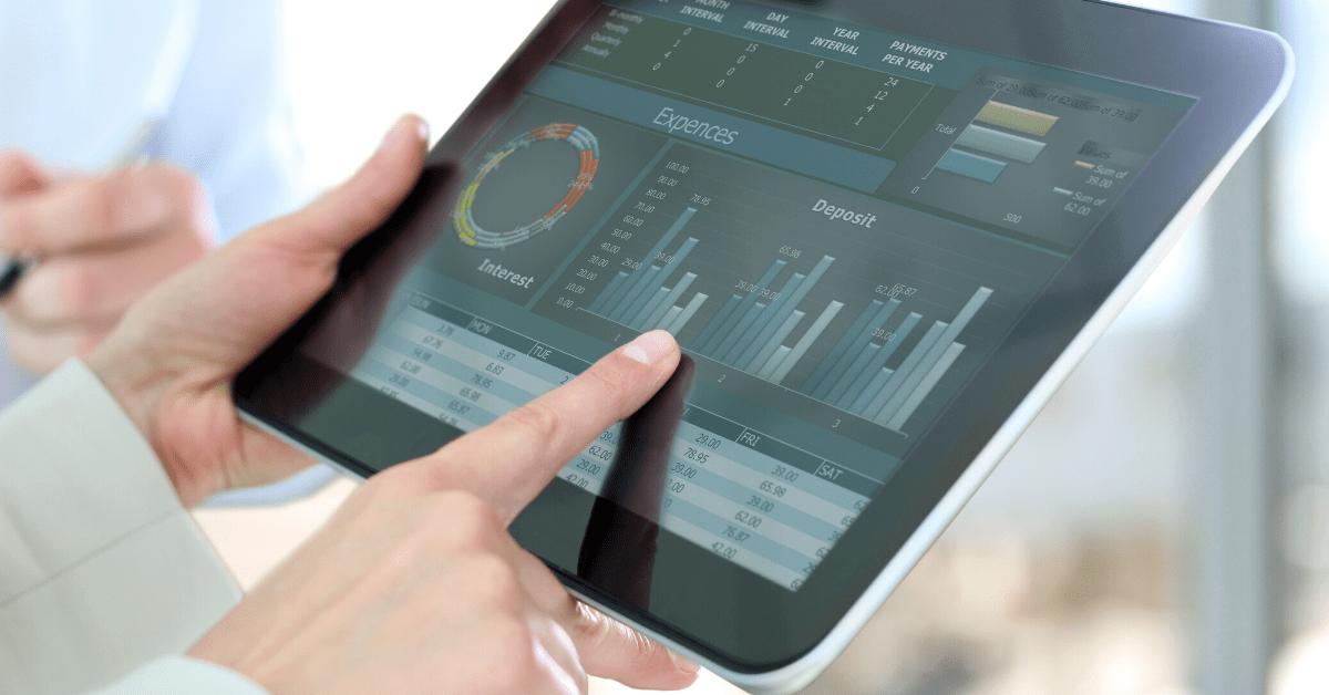 Accounting - image tabletEXPENSES on https://jemili.com